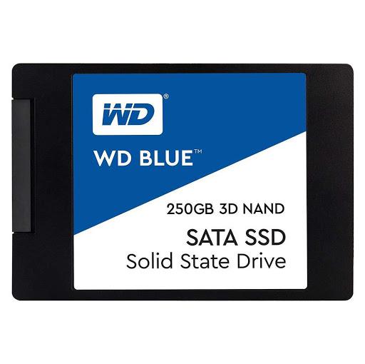 SSD WD Blue 250GB 2.5