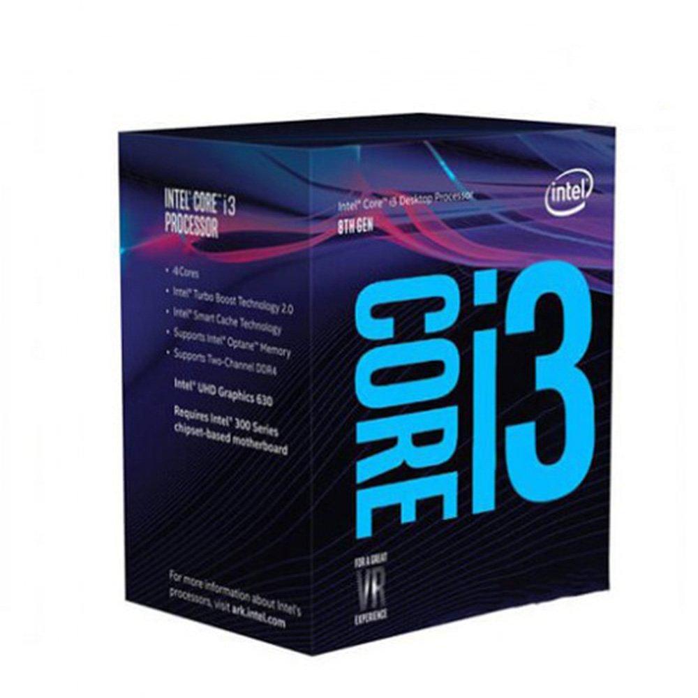 CPU Intel® Core™ i3 - 9100F